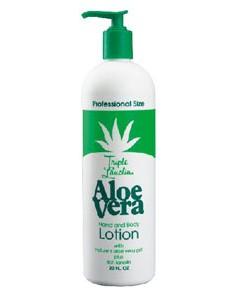 Triple Lanolin Aloe Vera Hand And Body Lotion