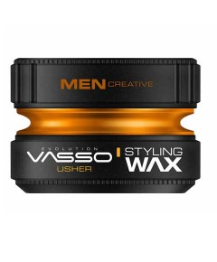 Vasso Usher Men Creative Styling Wax