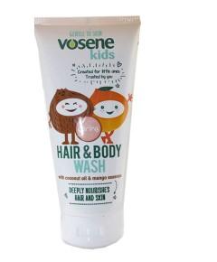Kids Coconut Mango Essence Hair N Body Wash