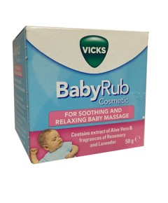 Baby Rub Cosmetic Massage