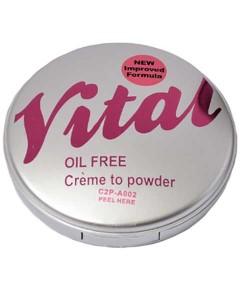 Oil Free Creme To Powder