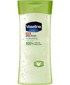 100 percent aloe vera gel for face
