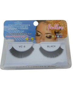 Victorus Natural Tapered Strip Lash VC 6