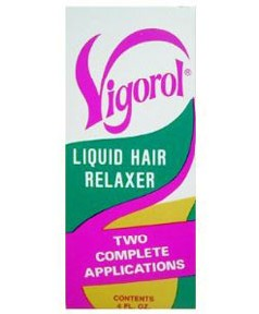 Liquid Hair Relaxer