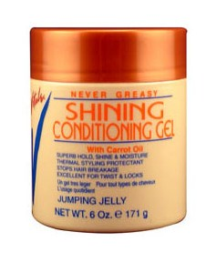 Vitale Jumping Jelly Shining Conditioning Gel with Carrot Oil