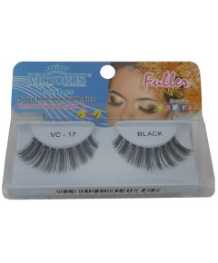 Victorus Eye Lashes  VC 17 Black