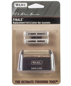 Wahl Finale Replacement Foil And Cutter Bar Assembly