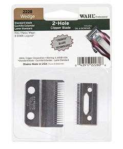 Wahl Wedge 2 Hole Clipper Blade