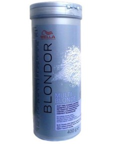 Blondor Multi Blonde Dust Free Lightening Powder