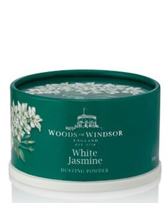 White Jasmine Dusting Powder