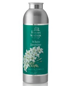 White Jasmine Talcum Powder