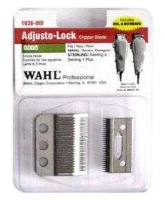 Wahl Adjusto Lock Clipper Blade