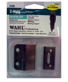Wahl 2 Hole Clipper Blade 2105