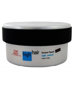 High Hair Texture Touch Light Control Matt Clay