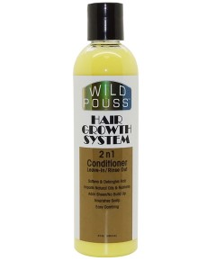 Wild Pouss Hair Growth System 2 In 1 Conditioner