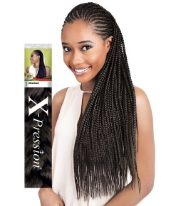 X Pression Syn Ultra Braid