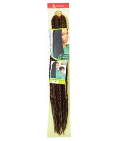 X Pression Syn Senegalese Twist Large