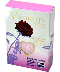 yoko virginity soap