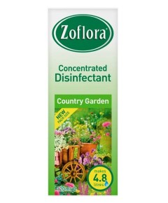 Concentrated Antibacterial Disinfectant Country Garden