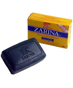 Zarina Medicated Antiseptic Soap with Vitamin E