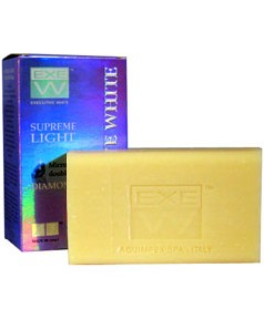 Executive White Supreme Light Microexfoliating Double Cream Diamond Soap