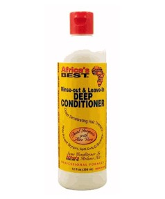 Rinse Out And Leave In Deep Conditioner