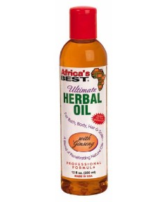 Africas Best Ultimate Herbal Oil