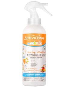 Acti Kids Detangling Spray With Mango And Sweet Almond