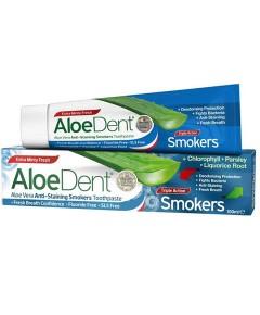 Aloe Dent Aloe Vera Anti Staining Smokers Toothpaste