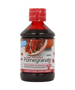 Aloe Pura Pomegranate Juice