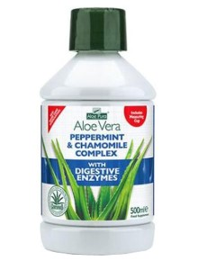 Aloe Pura Aloe Vera Peppermint And Chamomile Complex Juice