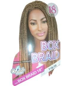 Angels Braid Collection Syn Box Braid