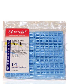Annie Snap On Rollers