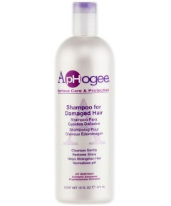 Shampoo For Damaged Hair