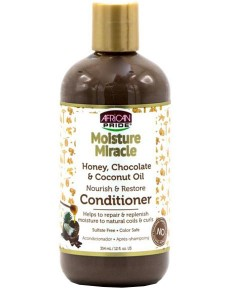 Moisture Miracle Honey Chocolate And Coconut Oil Conditioner