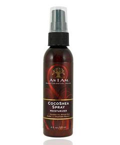 As I Am Cocoshea Spray Moisturizer