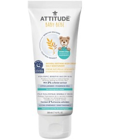 Baby Natural Soothing Bodycream Daily Moisturizer