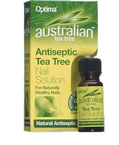 Australian Tea Tree Nail Solution