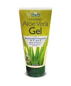 Aloe Pura Organic Aloe Vera Gel with Antioxidant