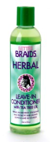 Better Braids Herbal Leave In Conditioner