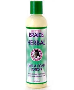 Better Braids Herbal Hair And Scalp Lotion