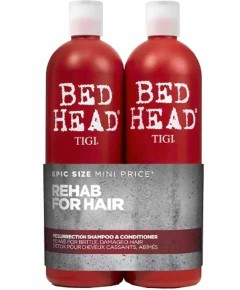 Bed Head Urban Anti Dotes Resurrection Tween Duo Shampoo And Conditioner
