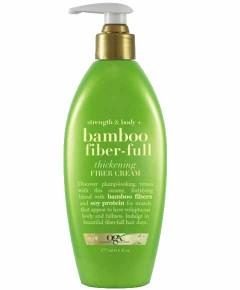 Bamboo Fiber Full Thickening Fiber Cream