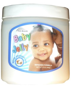 Baby Jelly With Coconut Oil