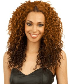 Faux Remi Syn Beach Curl Multi Length Wvg