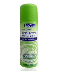 Beauty formula hair removal cream