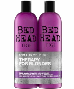 Bed Head Dumb Blonde Tween Duo Shampoo And Conditioner