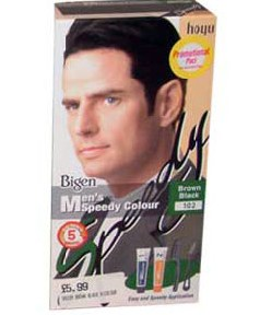 Bigen Hair Mens Speedy Colour