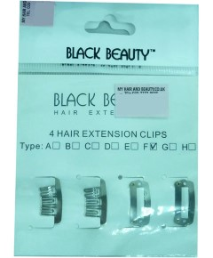 Extension Clips Type F