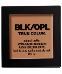 True Color Mineral Matte Creme Powder Foundation